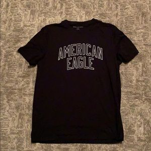 Men's American Eagle Graphic Tee Relfective